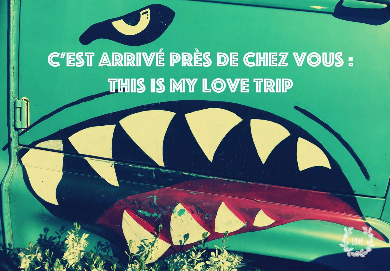 This is my love trip !